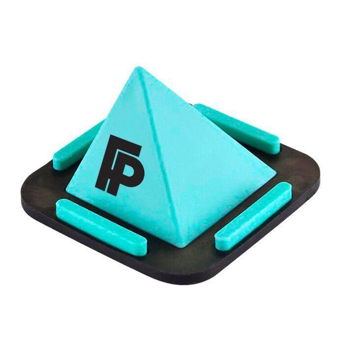Image Impressions Silicone Pyramid Phone Holder