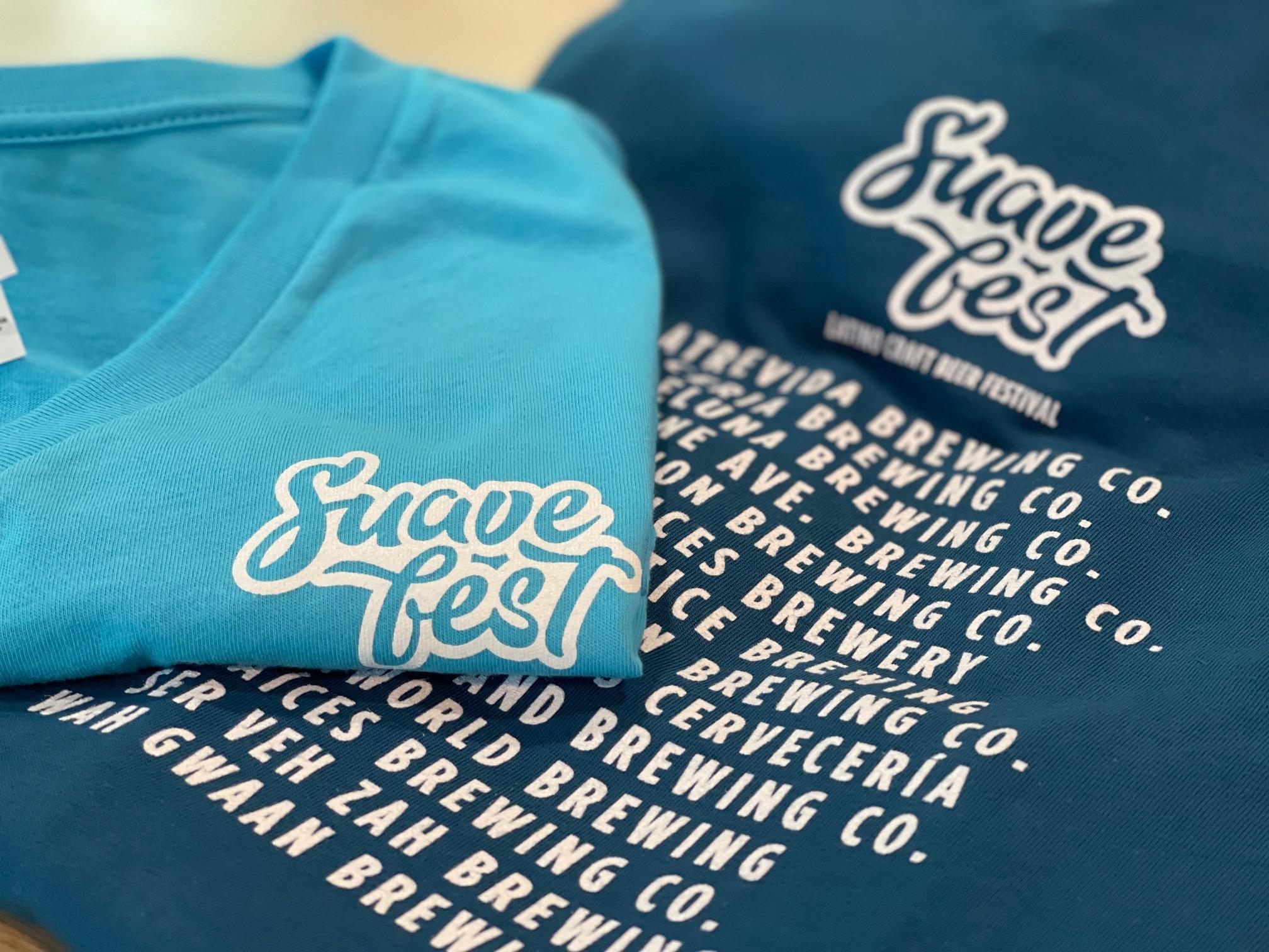 Suave Fest T-shirt